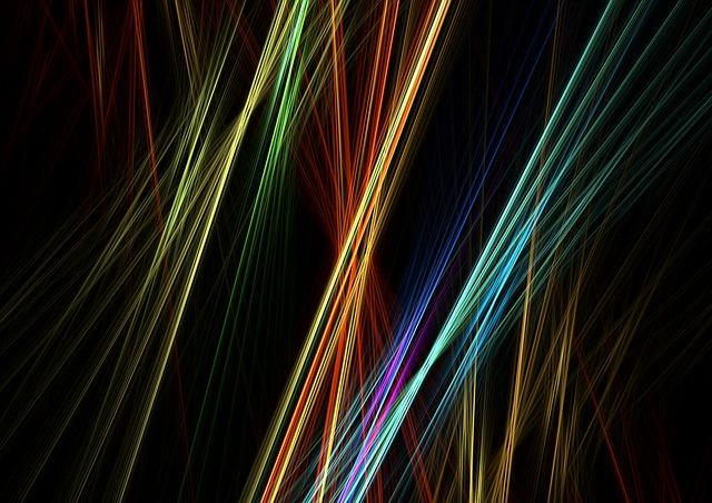 svítí linky